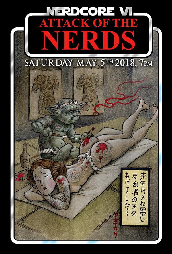 Nerdcore VI - Attack of the Nerds