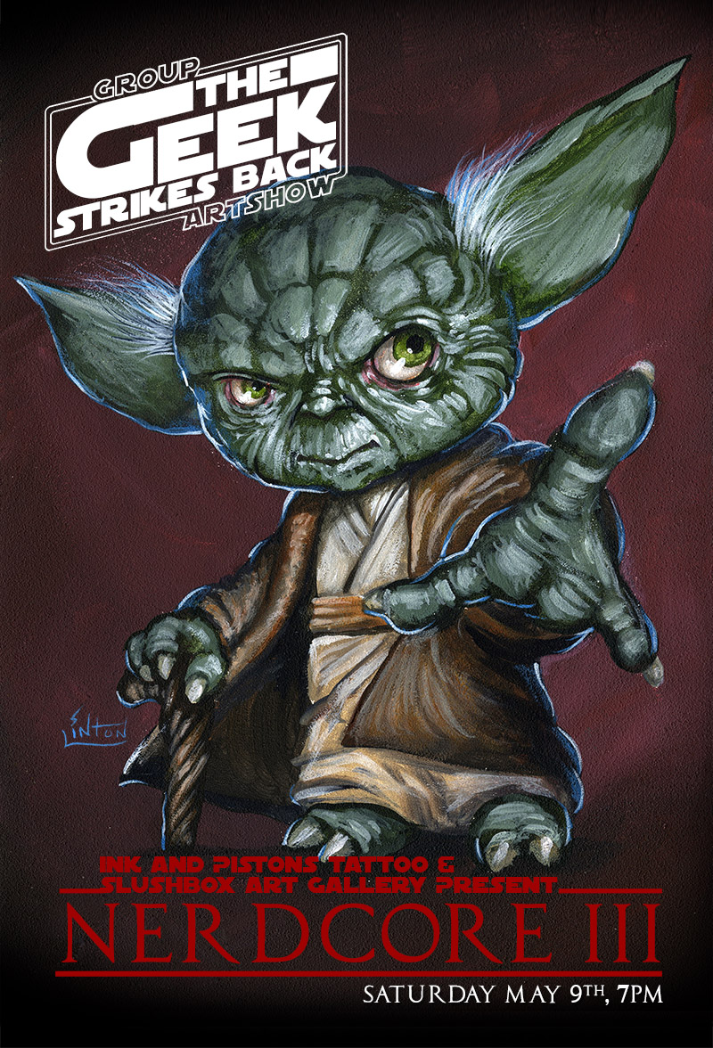 The Geek Strikes Back -Nerdcore III