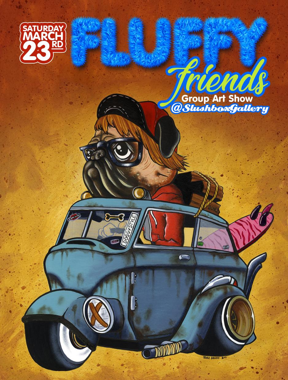 Fluffy Friends
