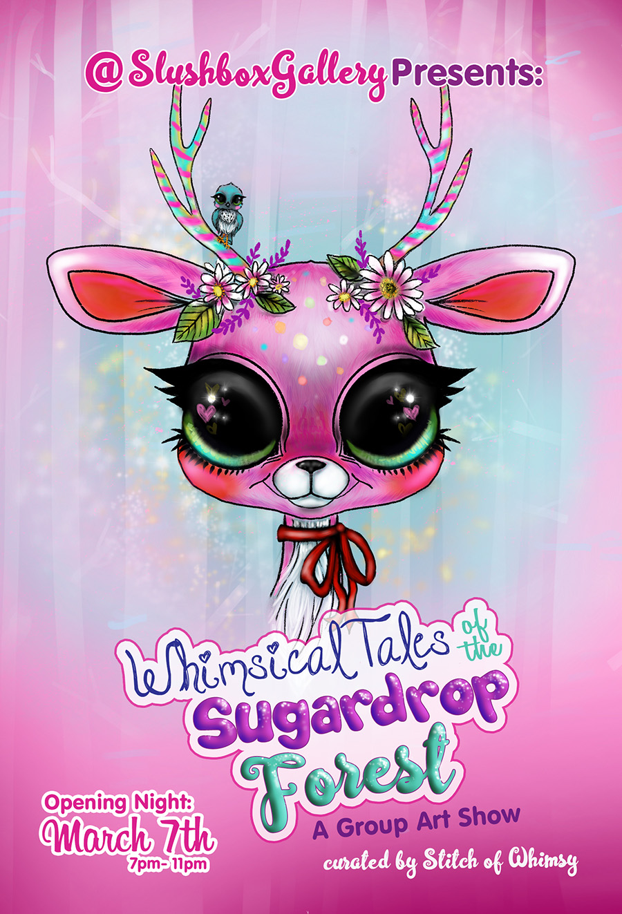 Whimsical Tales of Sugar Forest